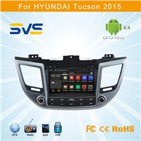 """Android 4.4 car dvd player GPS navigation for Hyundai IX35 2015 with 8"""" HD touch screen"""