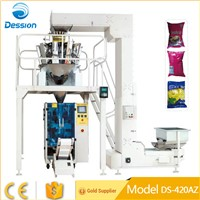 Hotsell Full Automatic Snack Chips Food Packing Machine