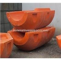 PE floating ring, dredging pipe/hose float floaters,Marine equipment/floating buoy
