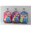 Newest design 3D EVA Kids kids school bag with wheels, trolley bag kids luggage