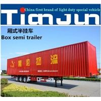 40Ft Side Curtain cargo type trailer truck for sale from China special vehicle manufactory