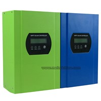 60A 12V/24V/48V Auto Switch LCD Display PV Regulator MPPT Solar Charge Controller with RS232