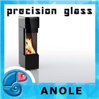 Anole 3mm outdoor fireplace screen ROBAX ceramic glass