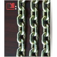 G80 Alloy Steel Welded Black Oiled Link Chain