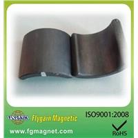 Hard Ferrite/ Ceramic Permanent Motor Magnet