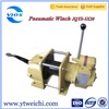 Small pneumatic sailing winch