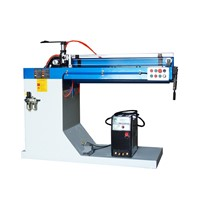 Automatic Longitudinal Seam Welding Machine