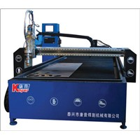 CNC table type plasma cutter