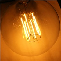 E27 E26 G22 G40 g125 LED Filament Bulb Lamp Light 110V 220V