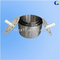 EN60350-2:2013 cookware test pot test vesssel 8pcs/ set