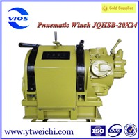 Made in China pneumatic winch+gold mining