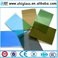 3mm,4mm,5mm,5.5mm ,6mm,10mm,12mm reflective glass price for building