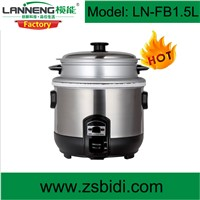 Mini biogas rice cooker