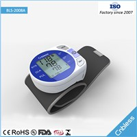 BLS-2008A Electronic Wrist type blood pressure monitor