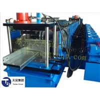 C purlin rolling machine C purlin C shape roll foming machine