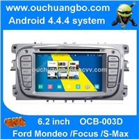 Ouchuangbo S160 audio DVD gps Ford Mondeo android 4.4 OS