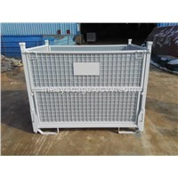 Warehouse and storage cages, wire mesh cage, steel mesh box