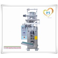 CT-60L Automatic sticky Liquid Packaging Machinery for Honey / Shampoo / Vinegar
