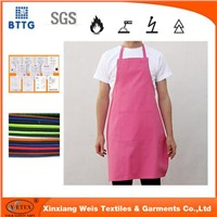 Cotton water proof &fire retardant protective apron