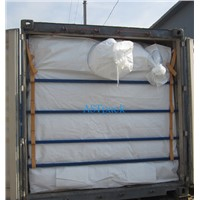 PE woven container liner