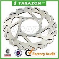 Stainless Steel Wave ATV Quad Sport Polaris Brake Discs Rotor for Raptor TRX