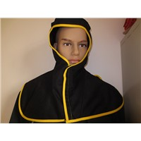 flame retardant safety workwear hood