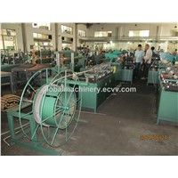 stainless steel gas hoses making machine