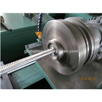 stainless steel corrugation flexible tube making machine