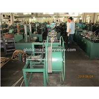 stainless steel corrugated hose making machine/corrugated metal tube forming machine