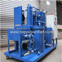 Model TYA, Lubricant Oil Usage Engine Oil Purification Machine,Oil Recycling Plant