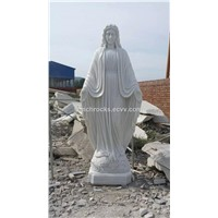 Marble sculpture, western figure statue, carving figure