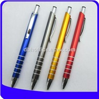2015 new multi functional metal ball pen with stylus