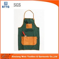 chemical treated FR flame retardant protective aprons for welding industry