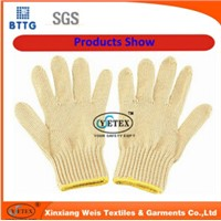2016 new OEM China factory direct supply flame retardant glove