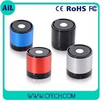 2014 Hot Selling Portable Mini Bluetooth Rechargable Speaker S13