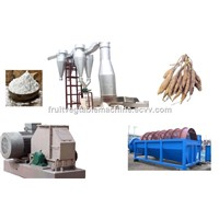 Hot Sale Low Factory Price automatic Cassava Starch Production Line