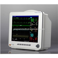Patient Monitor POWEAM 2000A/ Multi-parameter patient monitor