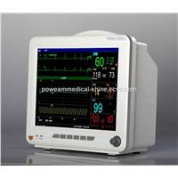 Patient Monitor POWEAM 2000A/ Multi-parameter patient monitor
