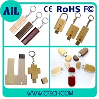 USB memory ,Promotional Wood USB Flash Drive Made In China Hot Selling