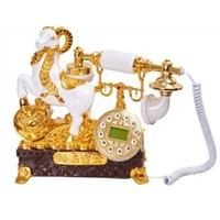 old- fashion retro telephone, Bluetooth antique design home phone MYS-815A