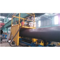 3PE pipe coating line SI-CL-000