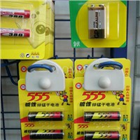 EAS System Supermarket Retail Security Blister Hang Tag