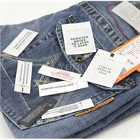 EAS/RFID Printable Clothes Security Label