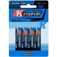 Super Power 1.5V AA AM-3 LR6 alkaline dry cell battery
