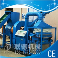 Environmental friendly copper granulator and small recycling machine