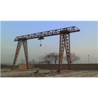 MH Model Gantry Crane