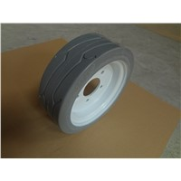 400X120X298,310X100X250 Solid tyre with rim joint