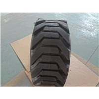 445/65R22.5 foam filled solid tire for JLG 150HAX boom lift