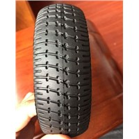 Small solid tire 6.5 inch, 8 inch,10 inch for christmas gift car,Electric twisting car tire