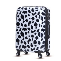 Hardside carry on travel luggage trolley bag